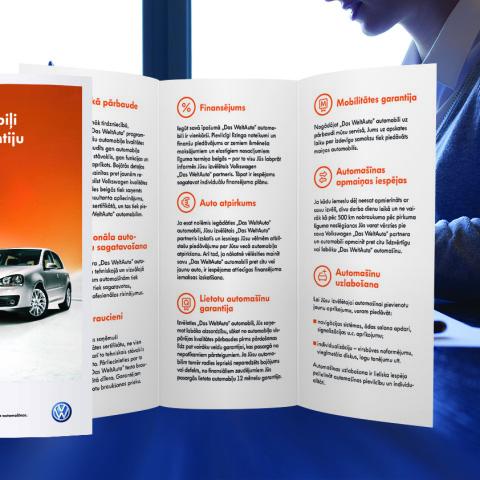 Das Welt Auto booklet