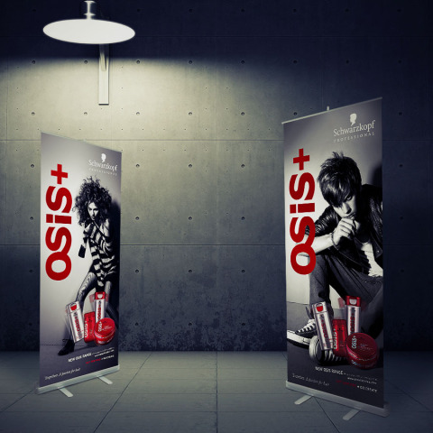 Osis brand/image materials
