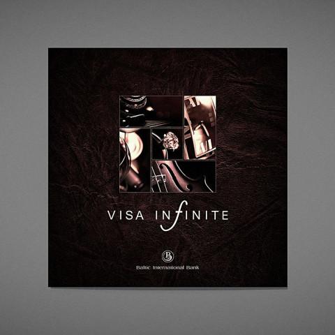 BIB VISA Infinite Booklet