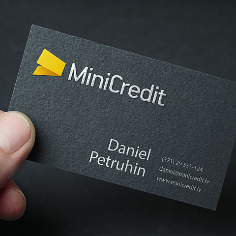 MiniCredit Identity