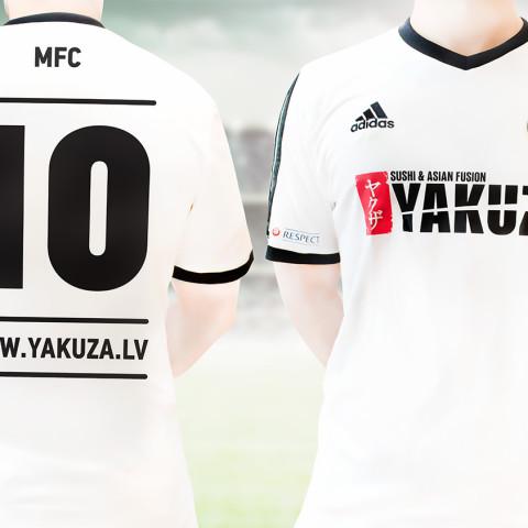 Marshal Group football T-Shirt