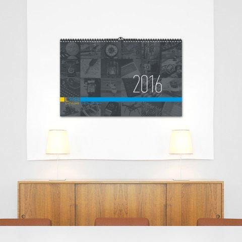 LATVIJAS PASTA BANKA galda un sienas kalendārs